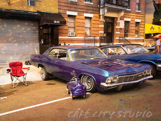 Low Rider in NYC