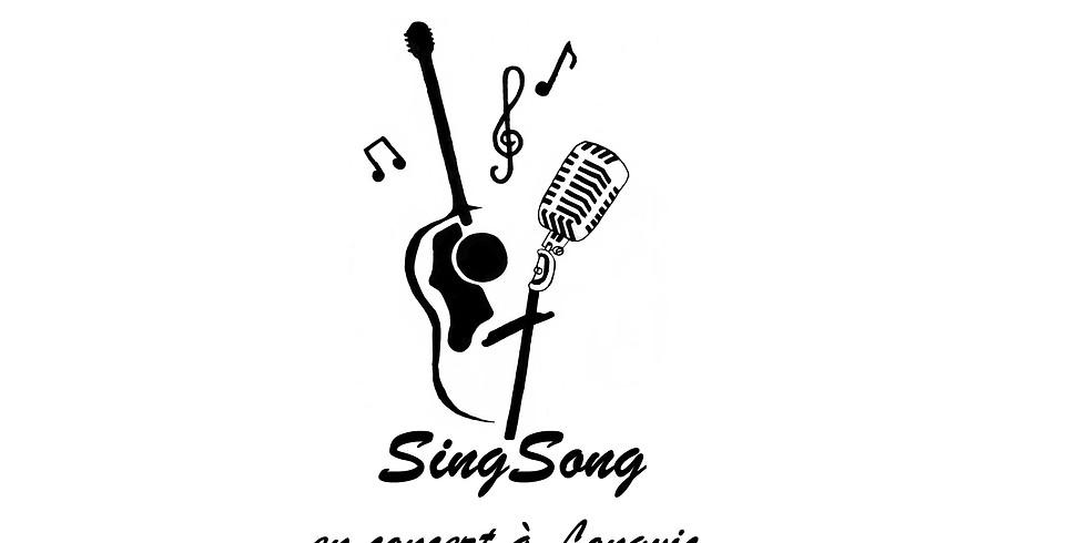 SingSong en concert à Longvic