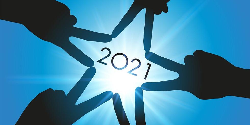 Numérologie 2021 _ Année 5 : Une année qui s'annonce animée...