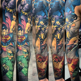 Dalia_Hautundliebe_Tattoo_Superman_Batma