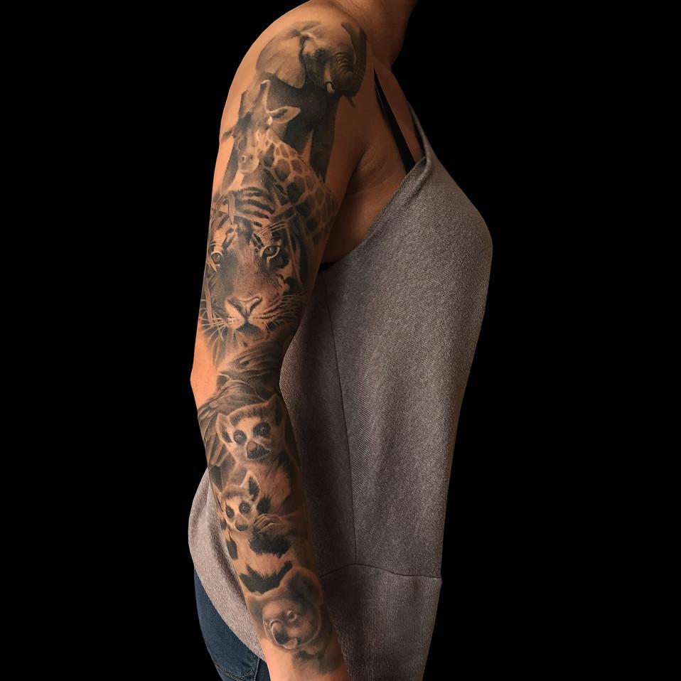 Chris_Hautundliebe_Tattoo_Animal_Sleeve.