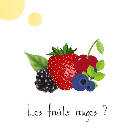 Fruits rouges - Ayurvéda