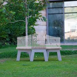 ספסל למרחב הציבורי