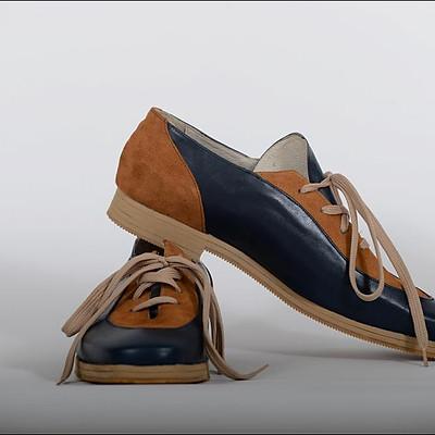 מתוך קורס עיצוב נעליים