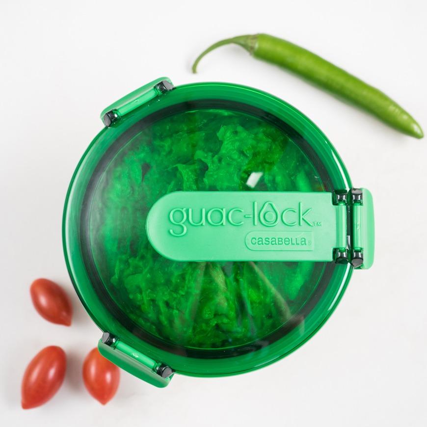 Guac Lock Container 2017
