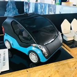 רכב אוטונומי לגיל השלישי