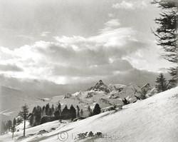 monte cervino valle daosta 1932
