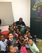 Had a great time reading #TheAmazinglyAw