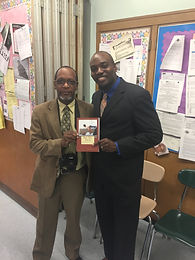 Photo with Mr Williams PS56.JPG