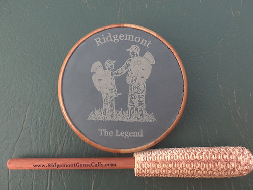 "Ridgemont ""The Legend"" Slate Turkey Call"