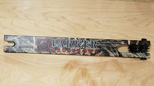 175# PARKER BUCKBUSTER LEFT LIMB ASSEMBLY- SOLID LIMB
