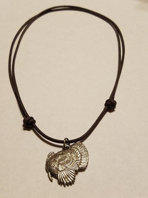 Strutting Turkey Necklace #326