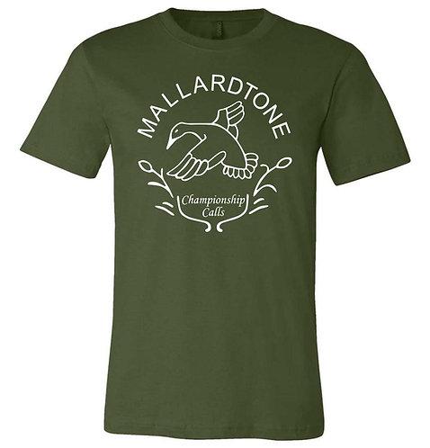 Green Mallardtone Classic T-Shirt