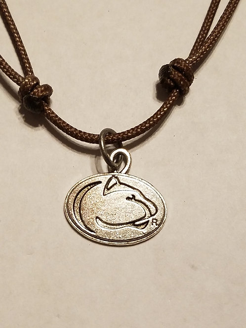 Penn State Nittany Lion Logo Necklace