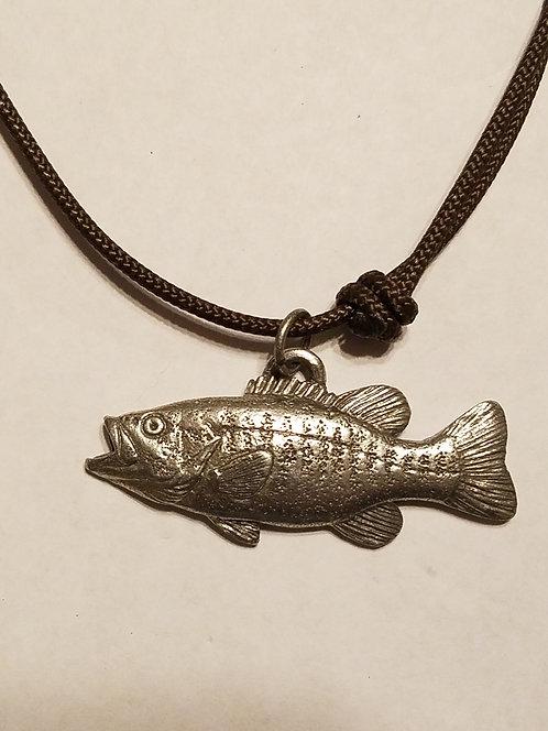 Smallmouth Bass  Necklace #121