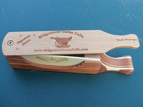 Ridgemont Custom Cedar/Poplar/Cherry box call