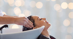 beauty salon, hair care and people conce