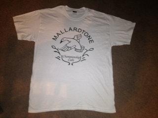 White Mallardtone Classic T-Shirt