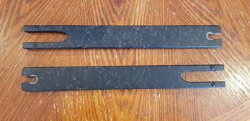PAIR OF PARKER BLACK BUSHWACKER LIMBS - SOLID LIMB - MATCHED SET
