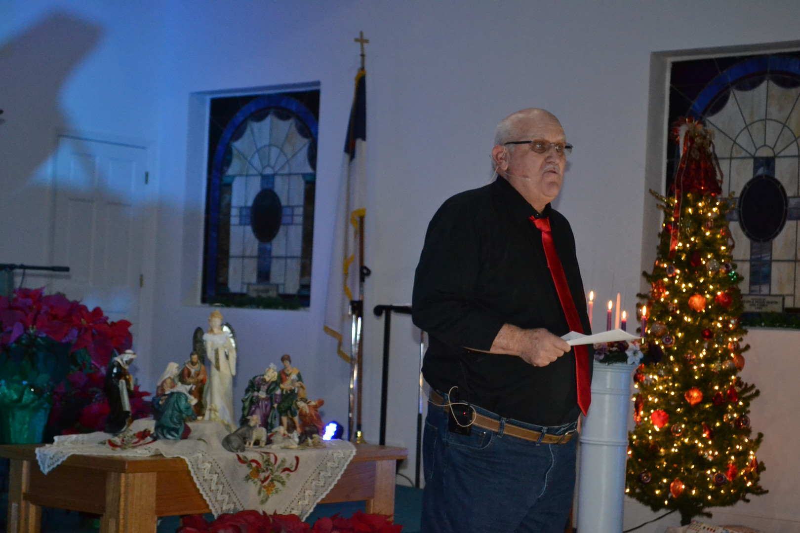 Christmas at the Piano - Candelight Service