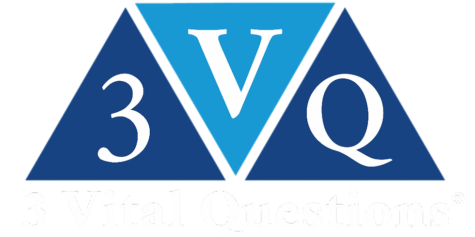 3 Vital Questions Deeper Dive: Resilience Building for You and Your Team