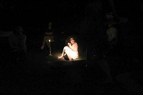 Foto da peça Porque as mulheres choram do grupo Refinaria Teatral