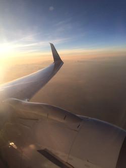 Alaska Airlines 737-800 LAX-DCA