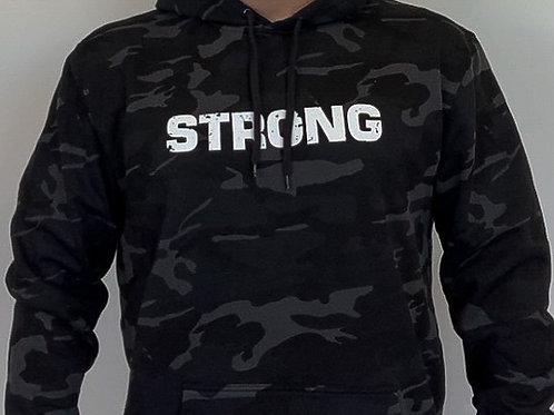 "SG ""STRONG"" Hoodie - Camo"