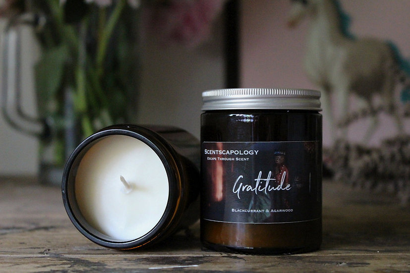 Gratitude (Blackcurrant & Agarwood) 180ml