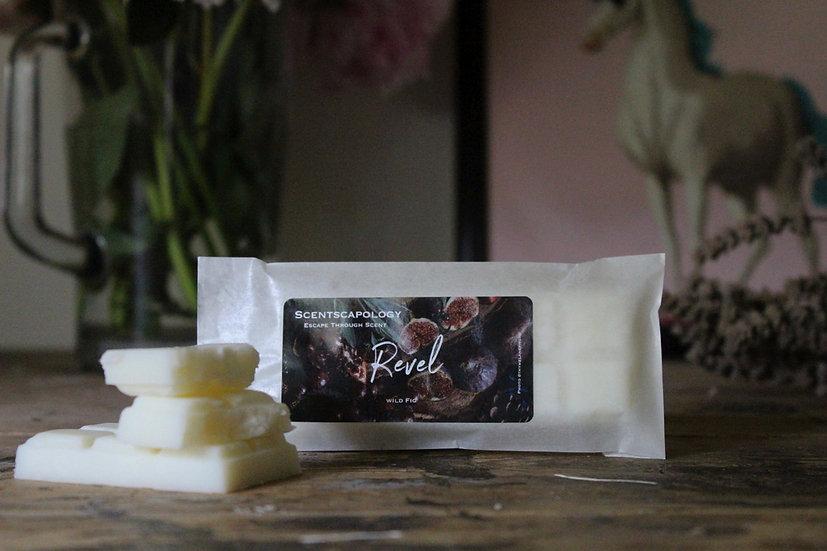 Revel (Wild Fig) Wax Melt Snap Bar 50ml