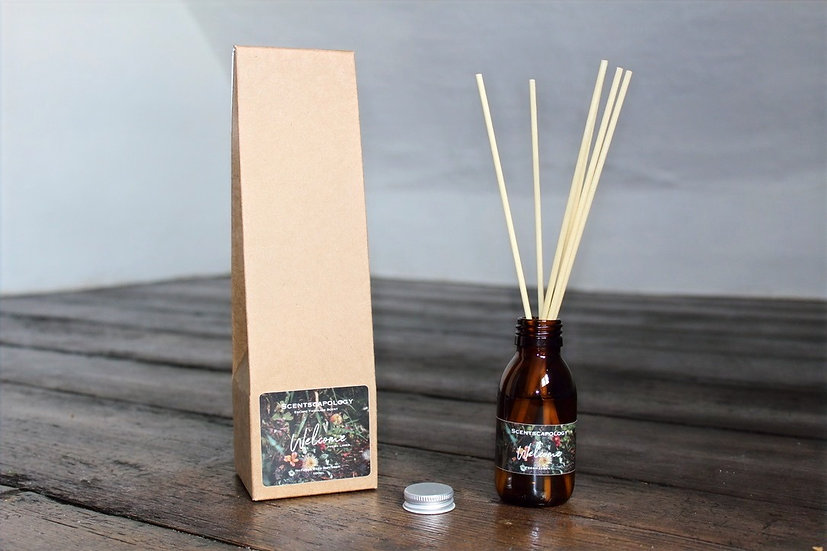 Welcome (Fresh Linen) Reed Diffuser 100ml