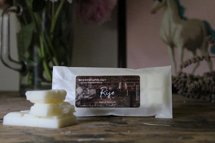 Rise (Rose & Geranium) Wax Melt Snap Bar 50ml
