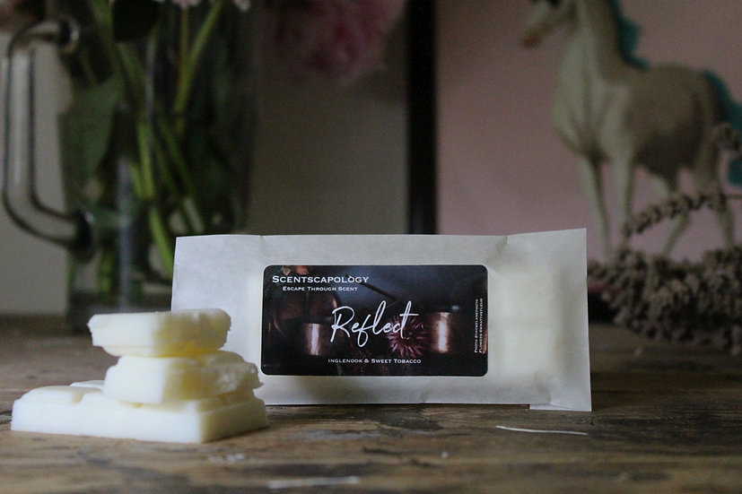Reflect (Inglenook & Sweet Tobacco) Wax Melt Snap Bar 50ml