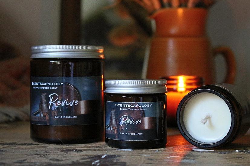 Revive (Bay & Rosemary) 60ml