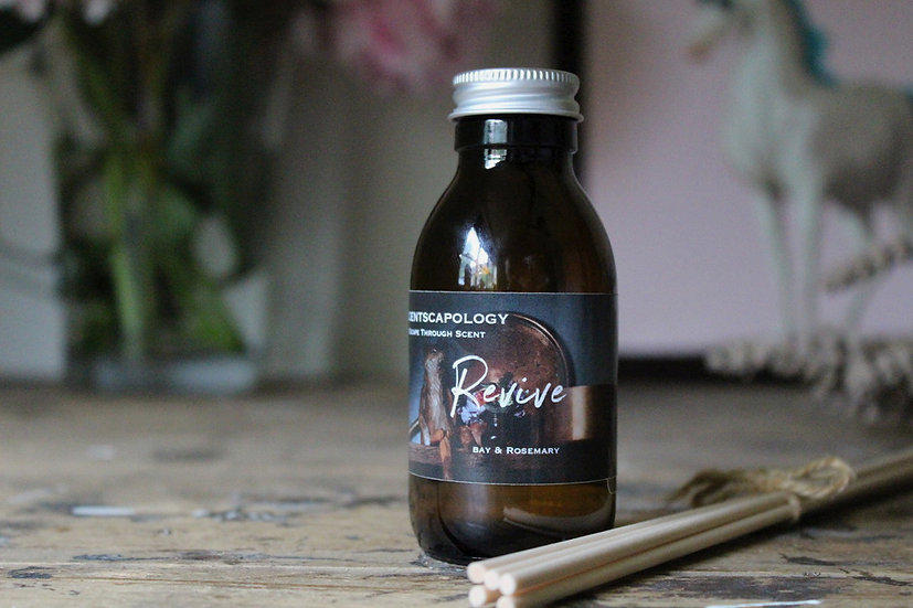 Revive (Bay & Rosemary) Reed Diffuser 100ml