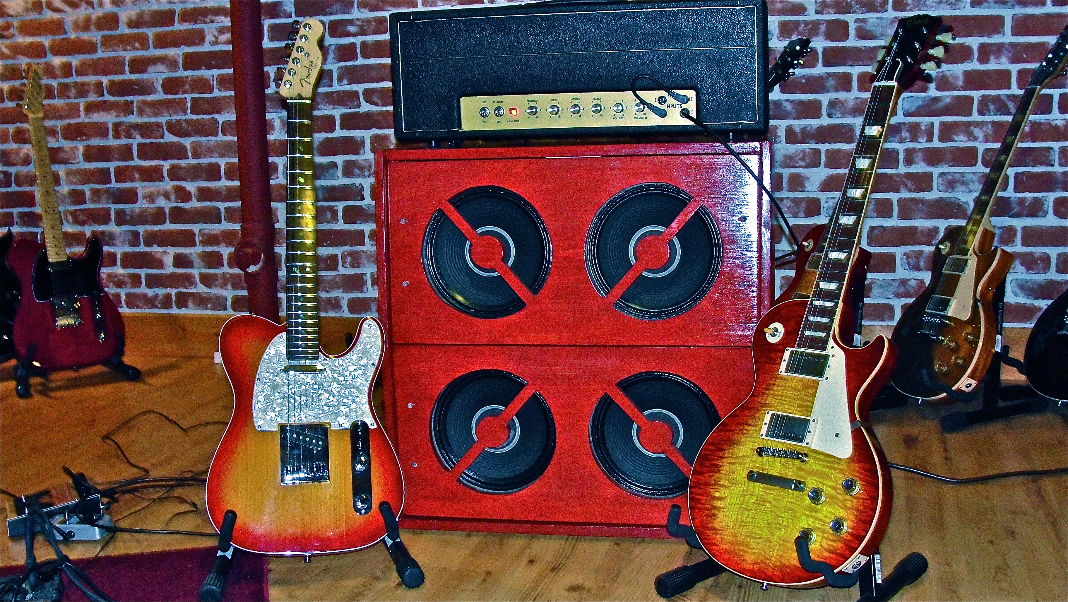Axis 4 x 10 Guitar Cabinet