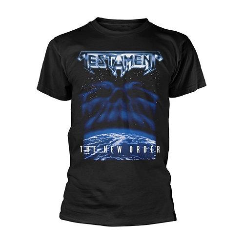 TESTAMENT - The New Order T shirt