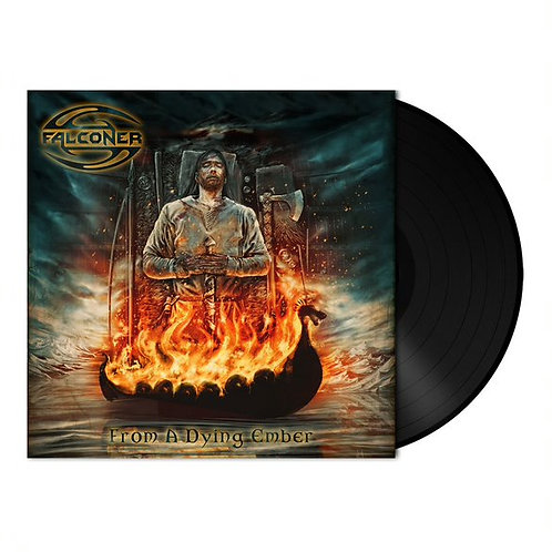 FALCONER - From A Dying Ember - Black LP