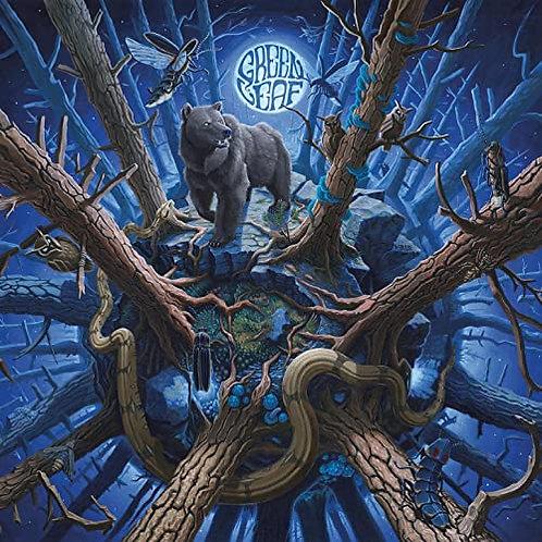GREENLEAF - RISE ABOVE THE MEADOW - DIGI CD