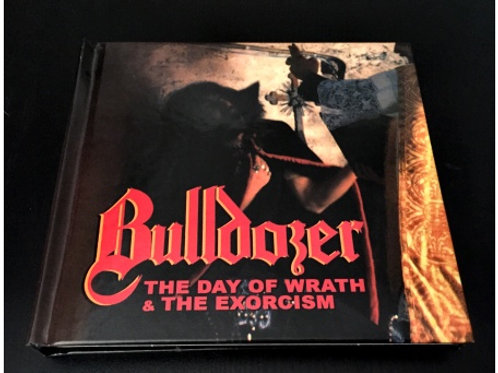 BULLDOZER - Day of Wrath + The Exorcism 2CD DIGIBOOK