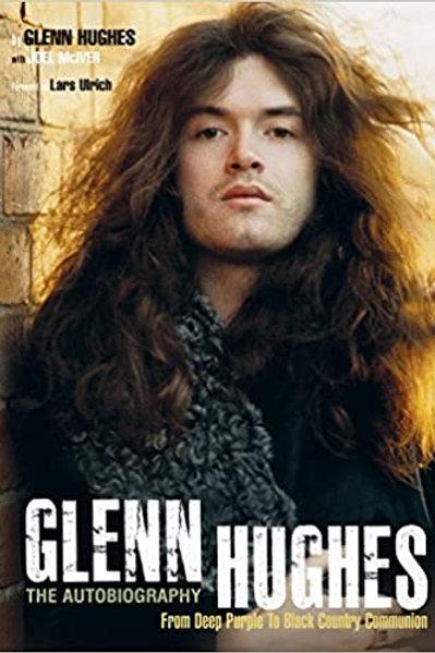 GLENN HUGUES - The autobiography