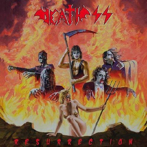 DEATH SS - Ressurection - DIGI CD