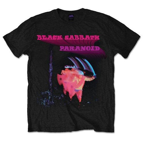 BLACK SABBATH - Paranoid Album - T shirt