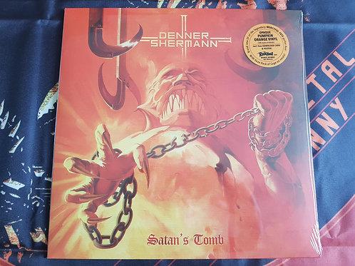 DENNER SHERMANN - Satan's Tomb - Orange EP