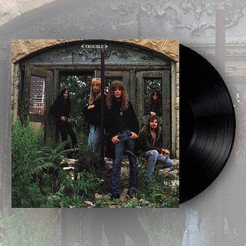 TROUBLE - Trouble - Black LP/Edition limitée