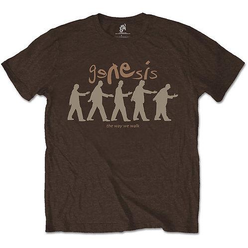 GENESIS -The way we walk