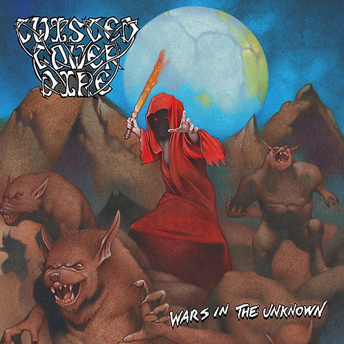 CD TWISTED TOWER DIRE- WARS IN THE UNKNOWN - CD
