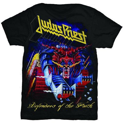 JUDAS PRIEST - Defender Vintage - T shirt