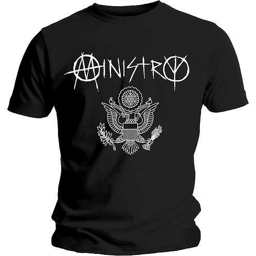 MINISTRY - Great Seal - T shirt