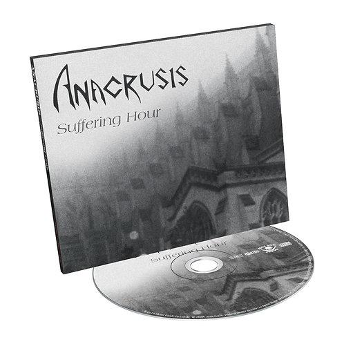 ANACRUSIS - Suffering Hour DIGIPACK CD